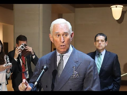 Roger Stone Cooked Up Uranium One Story To Attack Mueller