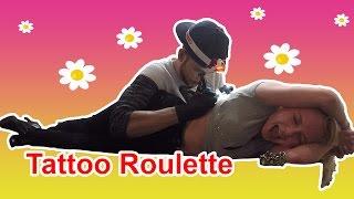 Tattoo Roulette | Het is Lente!