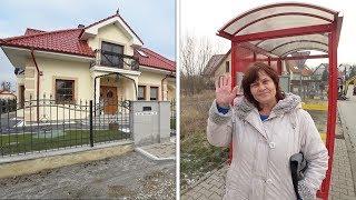 Типичный Пригород В Польше! Как Живут Поляки В Селе? Обзор Сравнение #Ябжил