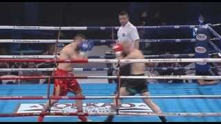 The Night Of Kick And Punch Iii°edizione - Bruno Bonera Vs Claudio Gabriele