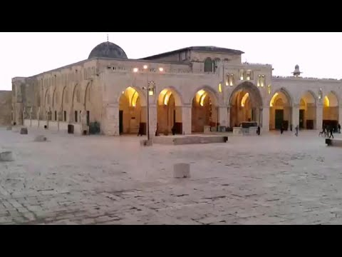 Beautiful Islamic Call To Prayer!
