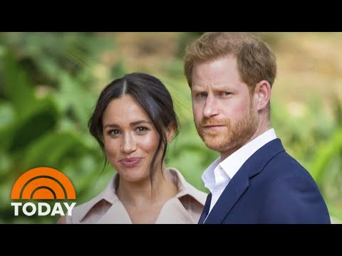 Prince Harry And Meghan Markle Mark Final Day As Senior Royals, Start New Lives In US | TODAY