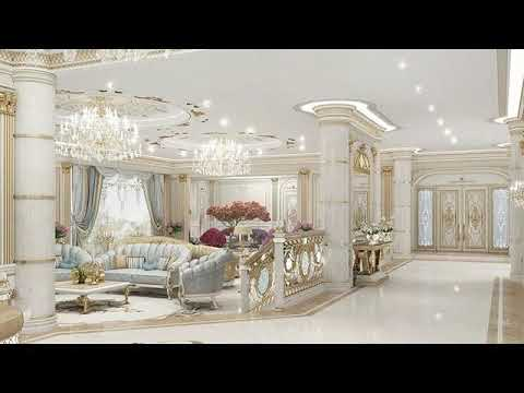 Luxury Homes, Villas, Big Mansion, Luxury Bedrooms