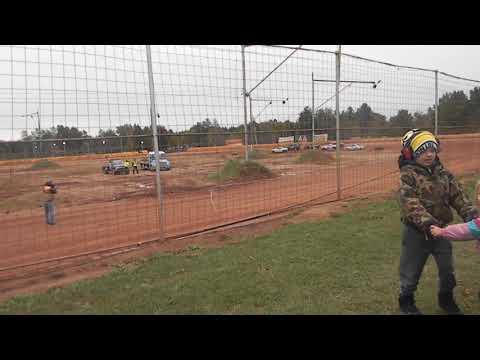 forward backward race heat 4 tomahawk speedway eve 2018