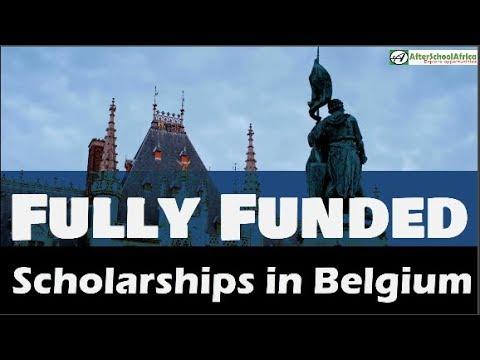Top 10 Scholarships In Belgium For International Students