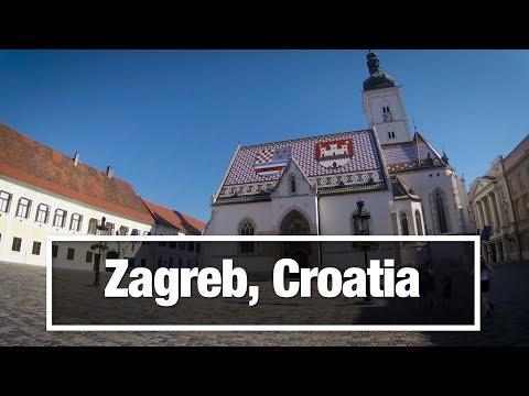 City Walks:  Zagreb, Croatia