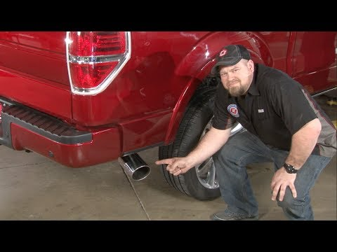 f 150 ecoboost mbrp xp stainless cat back exhaust 2011 2014 installation