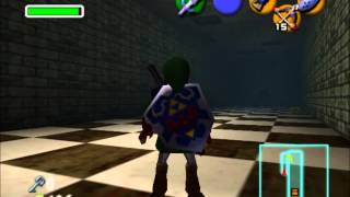 OoT The Awkward Run - 18 - Let's Play Spot the Difference