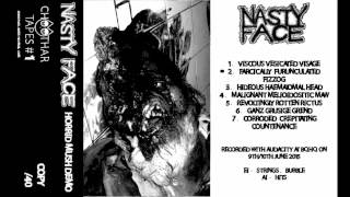 Nasty Face - Horrid Mush demo CS FULL (2015 - Goregrind)