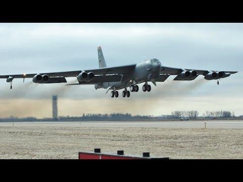 U.S B-52 Bombers Changed Flight plan after N.Korea Threatened Trump Summit