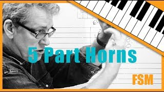 Video Five Part for Horns with Fred Stickley, Session 11. download MP3, 3GP, MP4, WEBM, AVI, FLV Agustus 2018