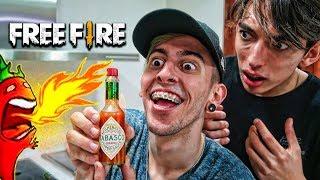 PICANTE POR KILL EN FREE FIRE !! - Robleis thumbnail