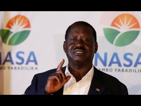 What's in Raila Odinga's 25,000 pages dossier petitioning Uhuru Kenyatta's win? Newspaper Review