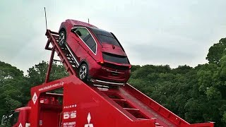 2019 Mitsubishi Eclipse Cross - 4WD Experience, (S-AWC) & Test Driving