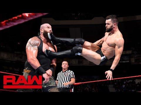 Braun Strowman vs. Finn Bálor: Raw, May 28, 2018