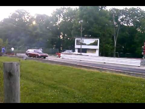 Practice at Speeds New Hope Dragstrip
