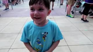 Toy Story Land at Disney! Nursery Rhymes for Kids Songs