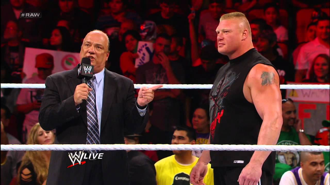 Paul Heyman On When Brock Lesnar Might Return To WWE