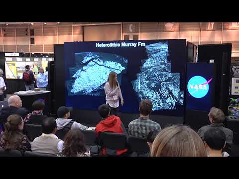 Sedimentary and Diagenetic Environments in Gale Crater, Mars by Elizabeth Rampe