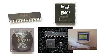 RISC und CISC Prozessoren --- Unterschiede und Entwicklung