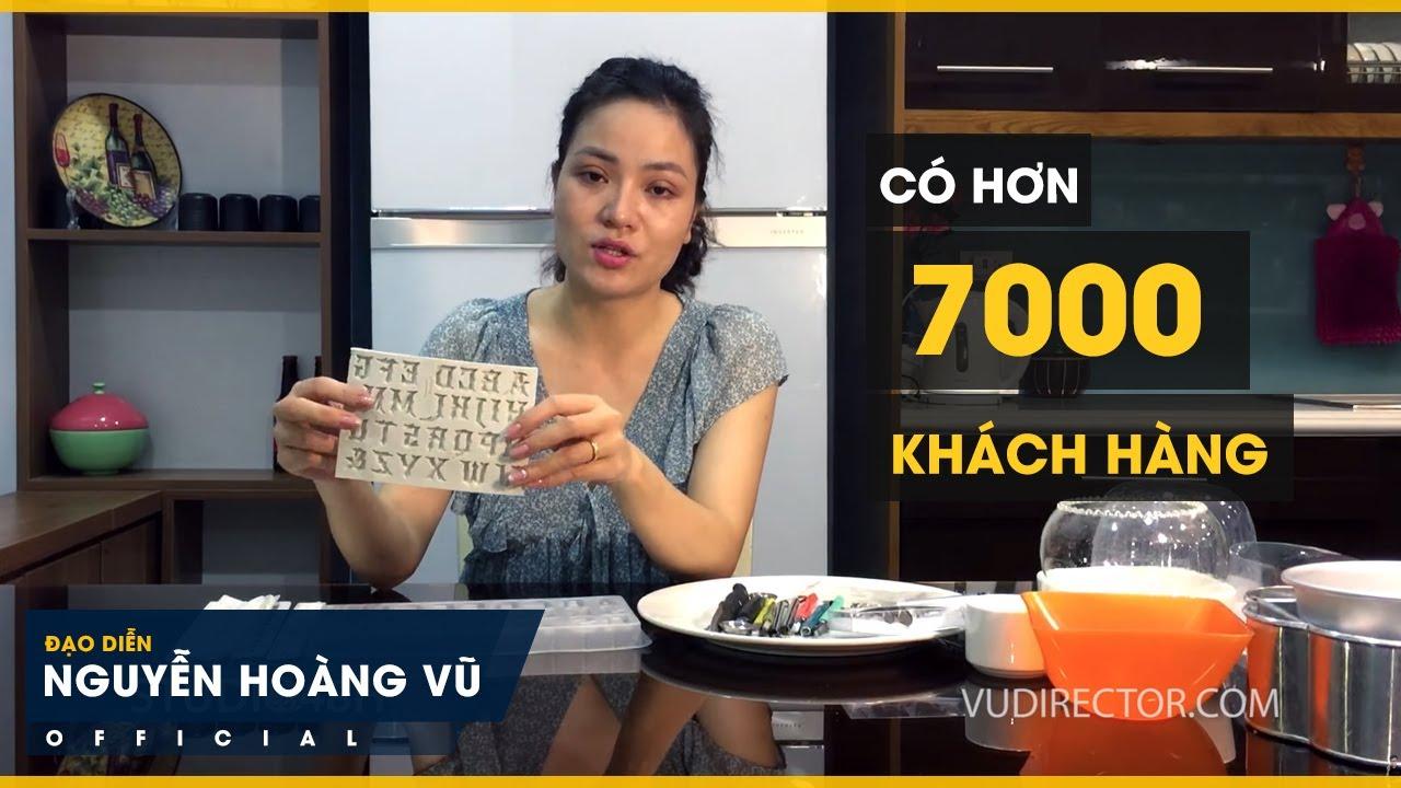 Mẹ Bỉm Sữa Tự Làm Video Bán Hàng Trên Youtube   Câu Chuyện Thành Công   Đạo Diễn Nguyễn Hoàng Vũ