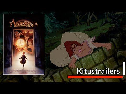 Trailer do filme Anastasia