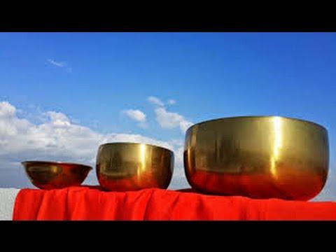Meditazione: Dolce E Profondo Suono Delle Campane Tibetane