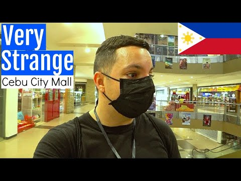 CEBU CITY MALL OPENS | SM Cebu City Mall