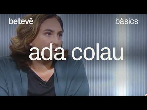 Entrevista a Ada Colau - Bàsics | betevé