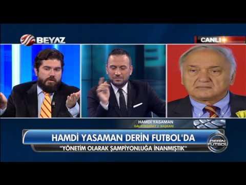 (..) Derin Futbol 18 Mayıs 2015 Kısım 2/4 - Beyaz TV