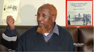 Qaabka Somalia loo jarjaray - Hadal muhiim ah
