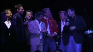 OLIVIA NEWTON JOHN & JOHN TRAVOLTA live SUMMER NIGHTS and ca...