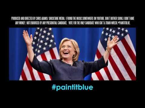 Paint It Blue!