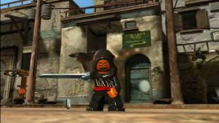 LEGO Indiana Jones 2 Trailer