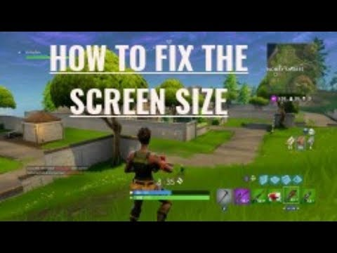 Fortnite How To Create A Custom Resolution NEW UPDAT