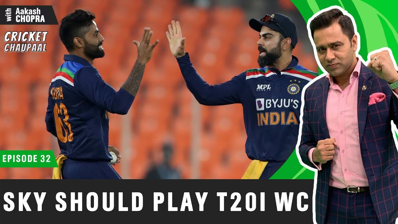 SKY SHOULD PLAY in T20I WC | 5 TAKEAWAYS from SL Tour | Betway Cricket Chaupaal E32 | Aakash Chopra