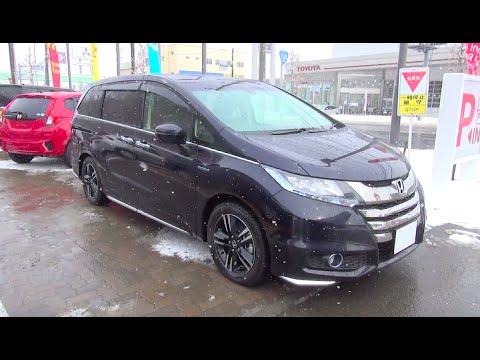 2016 New Honda Odyssey Hybrid Absolute Sensing Ex Package Exterior Interior