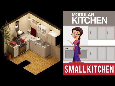 200+ Small kitchen design for small space ➤ Great Kitchen Design Ideas 2019