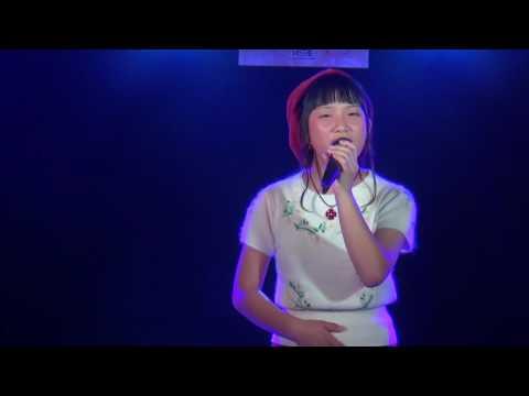 丸山純奈「ハナミズキ (一青窈)」2016/11/06 堀江Goldee