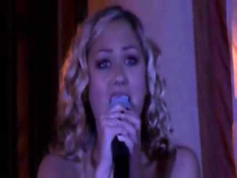 Allie Gorenc singing mamma knows best Jessie J