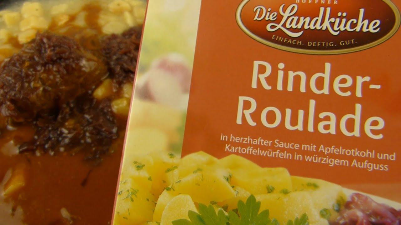 Die Landküche - Beef Roll / Rinderroulade
