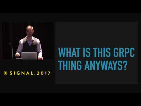 Intro to gRPC: A Modern Toolkit for...