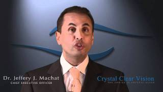 Dr. Jeff Machat Speaks: An Introduction to Crystal Clear Vision