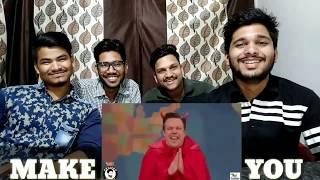 M BROS REACTION | INDIAN VILLAINS KA BEGHAIRATPANA | AWESAMO SPEAKS