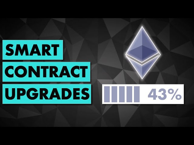 The 3 ways to upgrade smart contracts (Ethereum, BSC, Polygon)