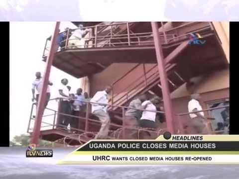 Uganda closes independent  News Papers