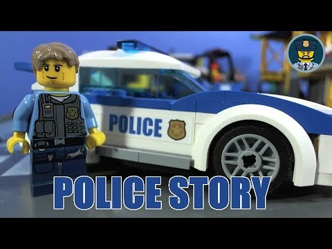 Lego City Police Story Youtube