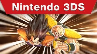 Nintendo 3DS - Dragon Ball Z: Extreme Butoden