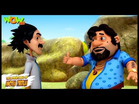 The Scientist Neighbors - Motu Patlu in Hindi - 3D Animation Cartoon for Kids -As on Nickelodeon