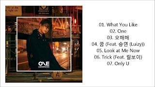 Lee Gikwang (이기광) - LEEGIKWANG 1ST MINI ALBUM `ONE`